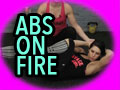 Abs on Fire!! Crazy HIIT for Your Core