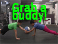 Buddy Body Sculpting Workout
