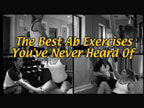 The Best Ab Exercises You've Never Heard Of