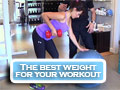 How to Choose the Best Weight for Your Workout