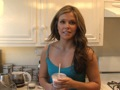 Trainer In The Kitchen: Morning Mocha Smoothie