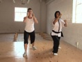 Kung Fu Video For Toning Up!
