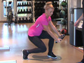 Plated Corkscrew | Twisting Squat