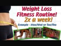 Weight Loss Workout Plan: Week 1