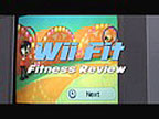 Wii Fit Fitness Review