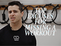 Mark's Top Excuses for Missing a Workout
