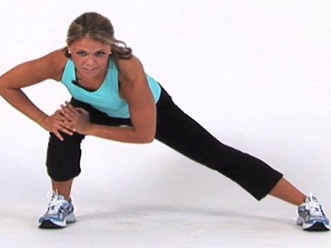 Katrina Hodgson's Stretching Routine
