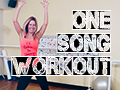 "Fat Burning One Song Workout - Jason DeRulo ""Get Ugly"""
