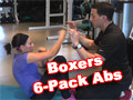 Boxer 6-Pack Abs Workout