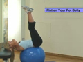 Flatten Your Pot Belly Workout Video