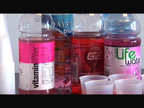 Vitamin Enhanced Water Taste Test