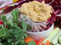 Quick and Easy Hummus: Lizanne Naturally
