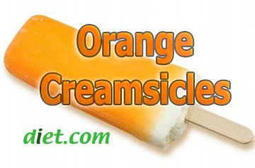 Orange Creamsicles Recipe
