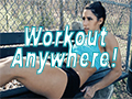 Quick Workout Anywhere - Park Bench Edition!