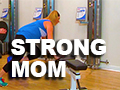 Strong Mom Intervals - Pregnancy Exercises