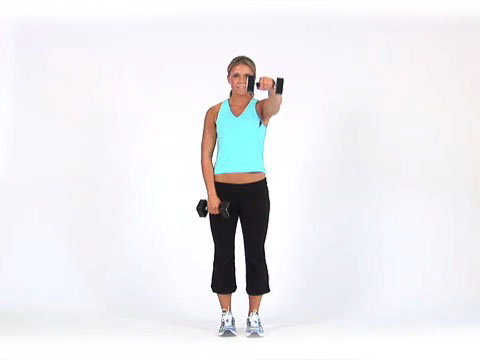 Deltoid Raise, Arm Exercise